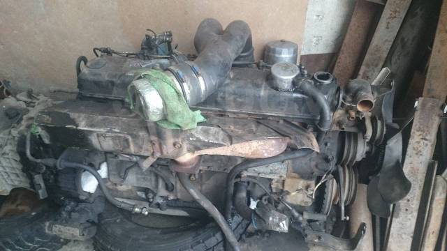 двигатель mitsubishi fuso 6д16