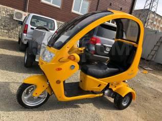 Honda Gyro Canopy. 149куб. см., исправен, птс, без пробега