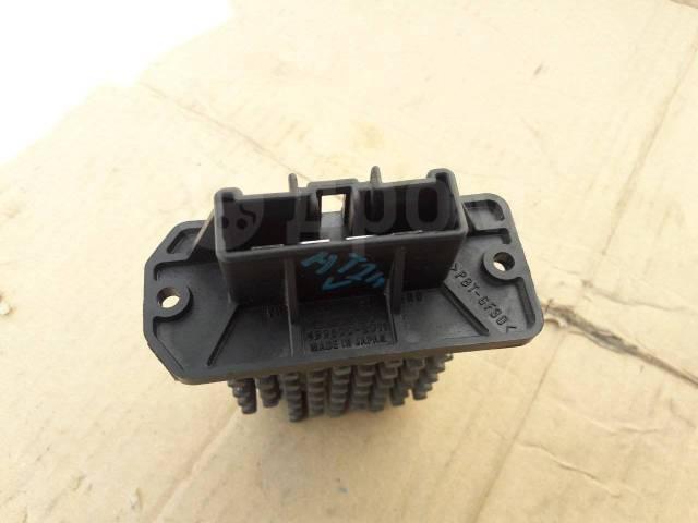 резистор вентилятора toyota 4runner