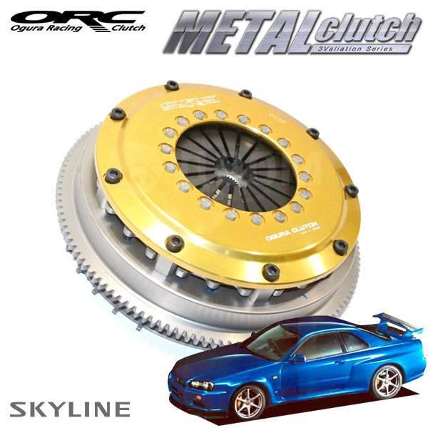Сцепление. Nissan Skyline GT-R, BNR34 Nissan Skyline, BNR34 Nissan GT-R Двигатель RB26DETT
