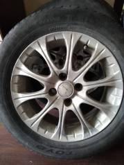 """Продам шины на литых дисках. x15"""""""