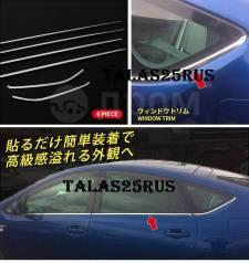 Молдинг стекла. Toyota Prius, NHW20