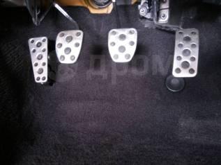 Накладка на педаль. Subaru Legacy B4, BL9, BLE, BL5 Двигатели: EJ255, EZ30D, EJ203, EZ30, EJ204, EJ20X, EJ25, EJ20