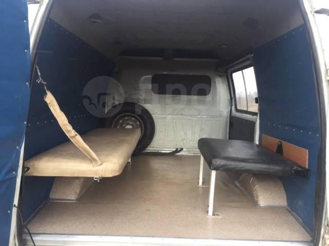 ГАЗ 27527. Продается , 2 900куб. см., 7 мест
