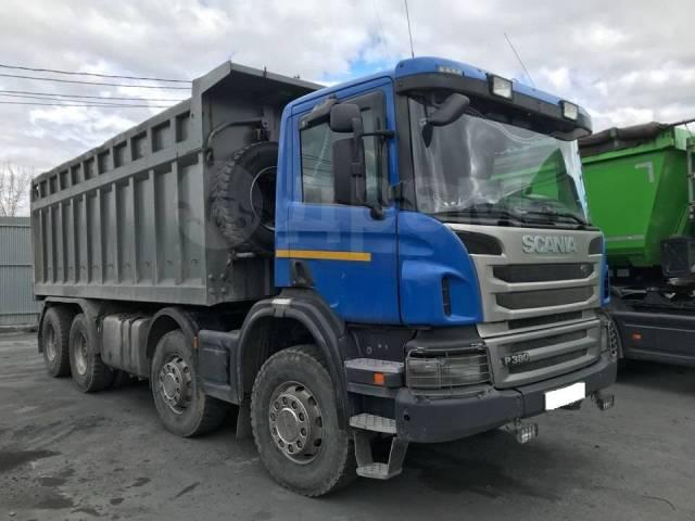 Scania P380. Самосвал Scania p380 2012 г. в. в наличии, 12 000куб. см., 40 000кг.
