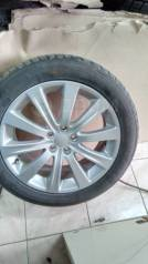 """Продам отличный комплект колес 215.50.17. 7.0x17"""" 5x100.00 ET55 ЦО 58,0мм."""