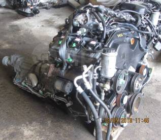 Двигатель в сборе. Toyota Grand Hiace Двигатель 5VZFE