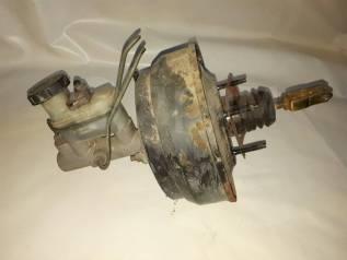 Вакуумный усилитель тормозов. Nissan Primera, P11E, WP11E Двигатели: GA16DE, QG16DE, QG18DE, SR20DE, SR20DEH, SR20DEL