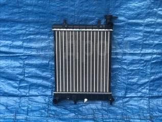 Радиатор охлаждения двигателя. Hyundai Accent, LC, MC, LC2 Двигатели: D3EA, D4FA, G4EA, G4ED, G4EDG, G4EE, G4ECG, G4EB, G4EK