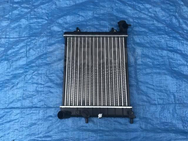 Радиатор охлаждения двигателя. Hyundai Accent, LC, LC2 Двигатели: G4EA, G4EB, G4ECG, G4EK