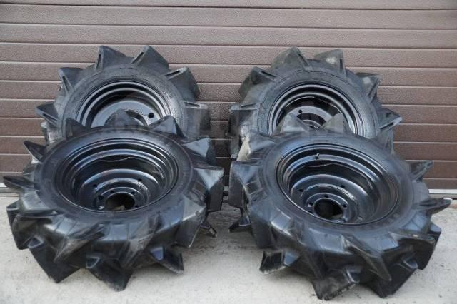 "Тракторный Bridgestone 8.00R16, колеса-ураган на ниву, УАЗ, Suzuki. 6.0x16"" 5x139.70 ET-50 ЦО 108,0мм."