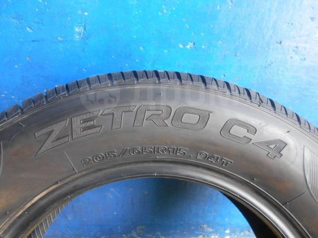 Zetro C4. Летние, 2010 год, без износа, 2 шт