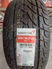 Kumho Ecsta STX KL12. Летние, 2017 год, без износа, 4 шт