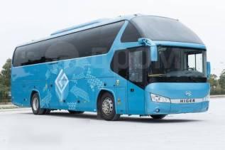 Higer KLQ6122B. Автобус туристический Higer 6122B, 51 место