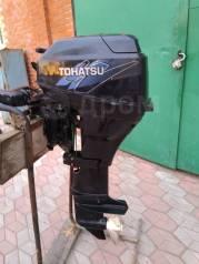 Tohatsu. 15,00л.с., 4-тактный, бензиновый, нога L (508 мм), 2006 год год