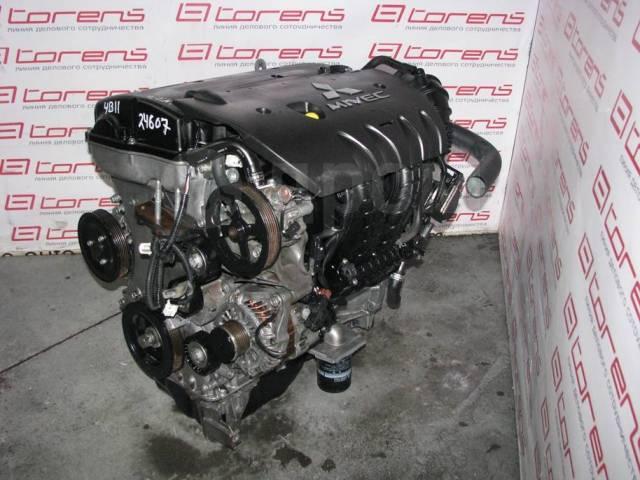 Двигатель MITSUBISHI 4B11 для DELICA, OUTLANDER, LANCER X, GALANT FORTIS, CITROEN C-CROSSER. Гарантия, кредит.