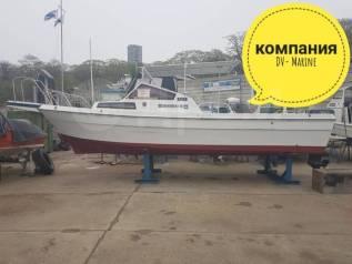 Yamaha Fish 24. 1995 год год, длина 8,00м., двигатель подвесной, 175,00л.с., бензин