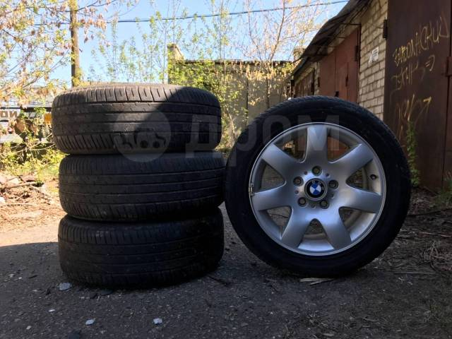 "BMW Star SpokeStyle 45 205/55 R16, резина Michelin. 7.0x16"" 5x120.00 ET47"