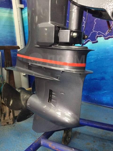 Yamaha. 200,00л.с., 2-тактный, бензиновый, нога X (635 мм), 2003 год год