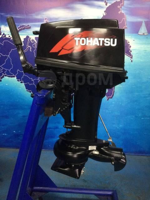 Tohatsu. 30,00л.с., 2-тактный, бензиновый, нога S (381 мм), 2007 год год