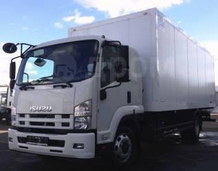 Isuzu Forward. изотермический фургон 8 тонный, 7 796куб. см., 7 999кг.
