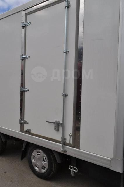Kia Bongo III. Изотермический фургон Kia Bongo 2013 г. в. Категория В в наличии, 2 497куб. см., 2 000кг.