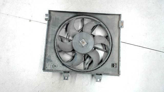 Вентилятор радиатора KIA Clarus