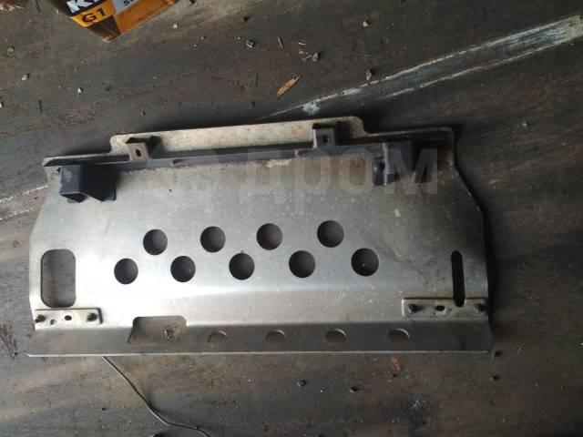 Защита двигателя. Mitsubishi Pajero, V23C, V23W, V43W