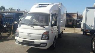 Hyundai Porter II. Hyundai Porte 2, 2 500куб. см., 1 000кг., 4x2