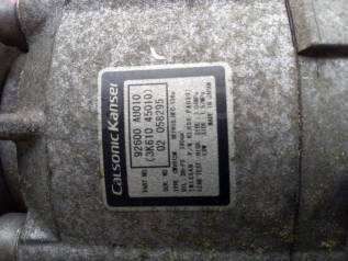 Компрессор кондиционера. Nissan Primera, QP12, P12 Двигатель QG18DE