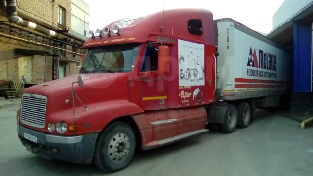 Freightliner Century. Сцепка, 14 000куб. см., 30 000кг.