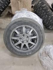 """Комплект летних колёс. 6.5x15"""" 5x114.30 ET50"""