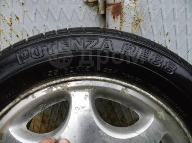 Bridgestone Potenza RE88. Летние, 20%, 1 шт