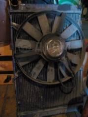 Радиатор охлаждения двигателя. ГАЗ: ГАЗель, 24 Волга, 31029 Волга, 3102 Волга, 3110 Волга