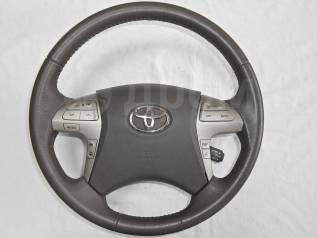 Руль. Toyota: Premio, Allion, Mark X Zio, Blade, Voxy, Camry, Noah, Estima Hybrid, Corolla, Highlander, Kluger V Двигатели: 1AZFSE, 1NZFE, 1ZZFE, 2ZRF...