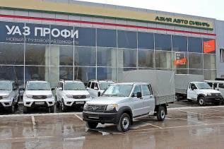 УАЗ Профи. 5 Мест Полный Привод, 2 700куб. см., 1 320кг.