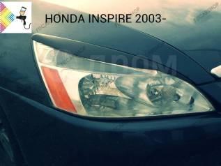 Накладка на фару. Honda Inspire