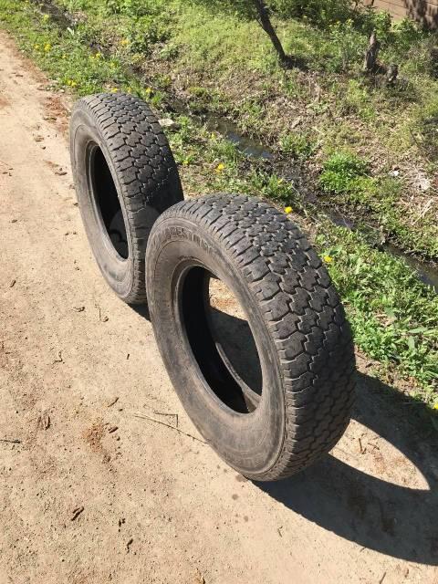 Bridgestone Dueler H/T 689. Всесезонные, 30%, 2 шт