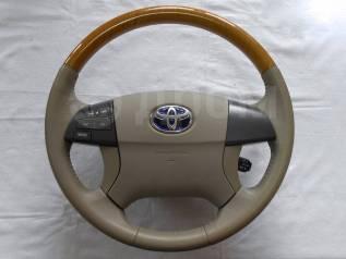 Руль. Toyota: Premio, Allion, Aurion, Mark X Zio, Allex, Aristo, Voxy, Avensis, Camry, Estima Hybrid, Noah, Corolla, Altezza, Avalon, Auris, Blade, Hi...