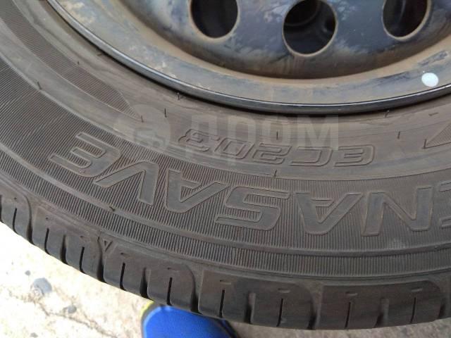 Dunlop Enasave EC203. Летние, 2017 год, 5%, 2 шт