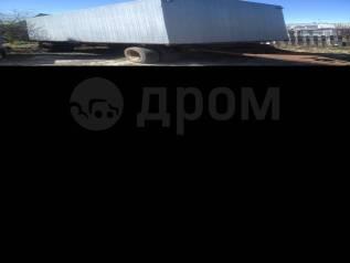Камаз ГКБ 8352. Прицеп изотермический для Камаза, 8 500кг.