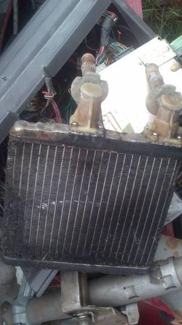 Радиатор отопителя. Nissan Wingroad, VENY11, VFY11, VGY11, VHNY11, WEY10, WFGY10, WFNY10, WFY10, WFY11, WHNY10, WHNY11, WHY10 Nissan Sunny California...