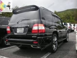 Спойлер. Toyota Land Cruiser, FZJ100, HDJ100, HDJ100L, J100, UZJ100, UZJ100L, UZJ100W