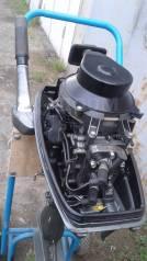 Suzuki. 5,00л.с., 2-тактный, бензиновый, нога S (381 мм), 2000 год год