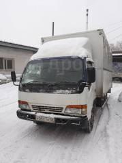 Nissan. Продается грузовик ниссан, 4 700куб. см., 3 000кг., 6x4