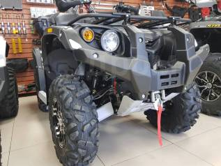 Stels ATV 600YL Leopard. исправен, есть птс, с пробегом