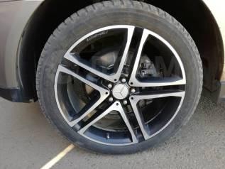 """Mercedes. 15.0x55.5"""", 5x120.60, ET-40, ЦО 54,1мм."""