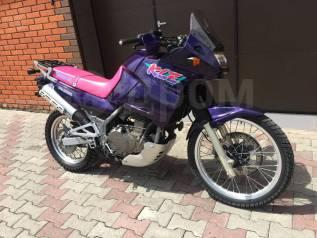 Kawasaki KLE 400. 400куб. см., исправен, птс, без пробега