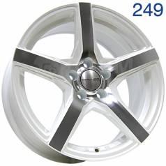 """Sakura Wheels. 7.0x16"""", 5x100.00, ET40, ЦО 73,1мм."""