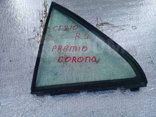 Стекло боковое. Toyota Carina, AT210, AT211, CT210, CT211, CT215, ST215 Toyota Corona Premio, AT210, AT211, CT210, CT211, CT215, ST210, ST215